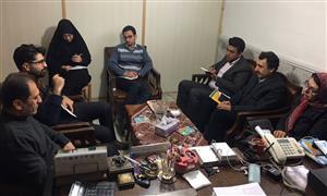 هم اندیشی مدیران روابط عمومی آبفا روستایی و شهری مازندران با موسسه مردم نهاد « دوستداران دماوندکوه »