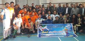 برگزاری پنجمین دوره مسابقات ورزشی ویژه کارکنان آبفار مازندران