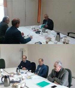 گروه تخصصی مکانیک شورای مرکزی روز ۳۰ بهمن تشکیل جلسه داد.