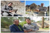 رهاسازی یک قطعه کبک درزیستگاه طبیعی خود،محدوده دهستان امجز شهرستان عنبرآباد