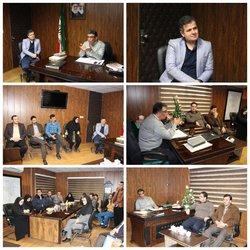 روابط عمومی ۳: گزارش تصویری از مراسم تودیع و معارفه شهردار منطقه ۳