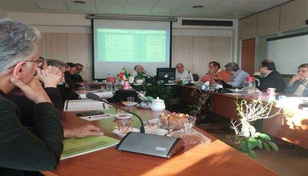 جلسه کمیسیون دائم پژوهشگاه نیرو برگزار شد