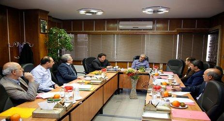 برگزاری جلسه شورای سیاستگزاری سومین همایش ملی آموزش جغرافیا با رویکرد آب در کتابهای درسی