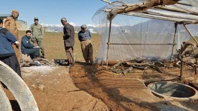 انسداد ۲۹۰ حلقه چاه غیرمجاز در سال جاری در کردستان