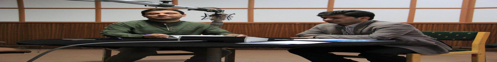مصاحبه رادیویی مدیر عامل شرکت توزیع نیروی برق جنوب استان کرمان در برنامه میکروفن صبح کرمان