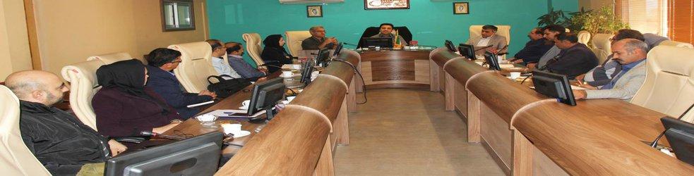برگزاری جلسه هماهنگی اعضای معمار هیات های اجرایی دفاتر نمایندگی