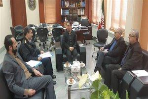 جلسه ای پیرامون هماهنگی اتمام و اجرای پروژه های بزرگ در محورهای مواصلاتی استان برگزار گردید.