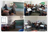 آموزش محیط زیستی دانش آموزان منطقه بند امیر در شیراز