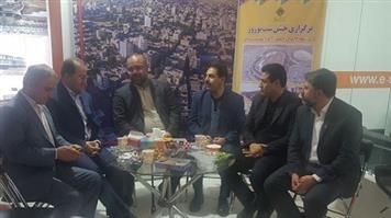 برگزاری نمایشگاه مدیریت شهری و روستایی در بندرعباس به روایت تصویر
