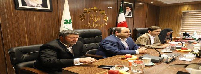 تاکید رییس و اعضای شورا بر همدلی با شهردار منتخب