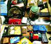 تحویل بیش از ۸۰ مورد وسایل و مدارک جامانده در تاکسی و اتوبوس توسط رانن...