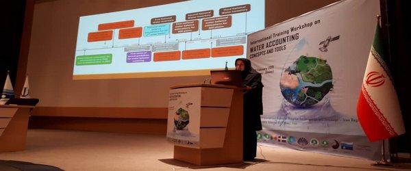 محاسبه بیلان آب در ۶۰۹ محدوده مطالعاتی/ بهدنبال طراحی نسخه کاربردی برای حسابداری ملی آب ایران هستیم