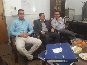 برگزاری جلسه بررسی هیدرومدول دشت برای آب های شور در انار
