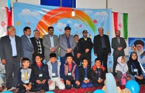 """جشنواره """"نخستین واژه آب""""، میهمان دانش آموزان روستای صفی آباد زاوه شد"""