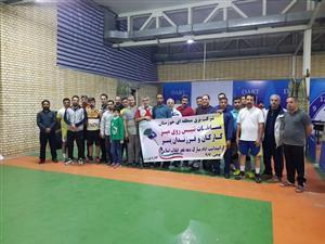برگزاری مسابقات دارت و تنیس ویژه دهه فجر