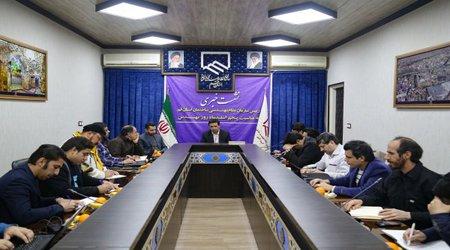 نشست خبری ریاست سازمان به مناسبت روز مهندس