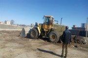 رفع تصرف از اراضی ملی شهر سقز