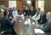 دیدار شهردار و اعضای شورای اسلامی شهر با فعالین رسانههای اجتماعی