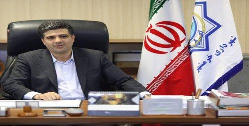 پیام داود دارابی شهردار خرمشهر به مناسبت روز مهندس