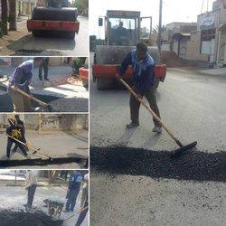 ادامه گیری آسفالت معابر سطح شهر توسط دو اکیپ فعال شهرداری خرمشهر