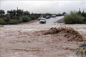 هواشناسی خوزستان نسبت به سیلابی شدن مسیل ها هشدار داد