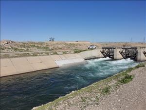 سارقان تاسیسات شبکه های آبیاری شمال خوزستان به دام افتادند
