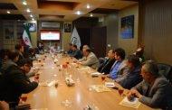 احکام کمیته نظارت عالیه سازمان اعطا گردید.