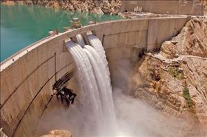 آخرین وضعیت سدهای خوزستان / نگرانی سیلاب در حوضه کرخه