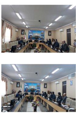 نهمین جلسه مستمر شورای حفاظت از منابع آب شهرستان ایجرود برگزار شد.