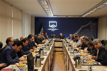 برگزاری انتخابات در شورای مرکزی برای تعیین هیات رئیسه، اعضای شورای انتظامی و مدیر صندوق مشترک