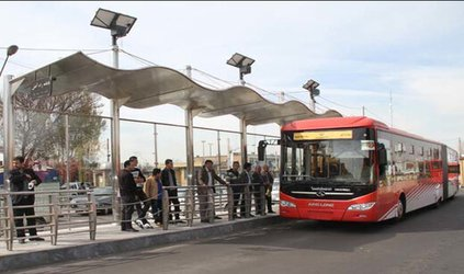 بررسی مشکلات اتوبوسرانی در جلسه مشترک با معاون عمرانی وزیر کشور