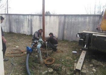 رفع ضعف فشار آب شرب یکهزار مشترک روستایی شهرستان تالش