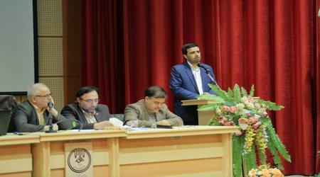 جلسه عمومی گروه تخصصی رشته عمران برگزار شد