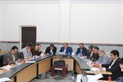 تشکیل جلسات کمیسیون ماده ۵ شهر ایلام در  معاونت امور عمرانی استانداری ایلام