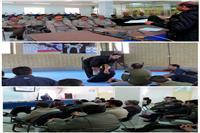 ۲ عنوان دوره آموزشی برای ماموران یگان حفاظت در چهارمحال و بختیاری برگزار شد