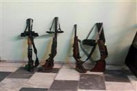 دستگیری متخلفین شکاروصید درمحدوده ارتفاعات اسفندقه،توسط یگان حفاظت محیط زیست شهرستان جیرقت