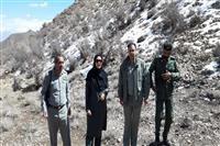 بازدید مهندس شاکری از منطقه حفاظت شده جوپار
