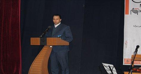 برگزاری جشنواره تئاتر خلاق شهرستان آذرشهر