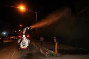 از ۲۰ اسفند ماه عملیات سمپاشی درختان سطح شهر سنندج اجرا می شود