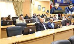 برگزاری دوره آموزشی مدیریت مصرف برق در استانداری سمنان