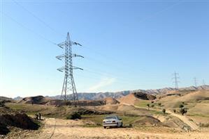افزایش توان ظرفیت انتقال برق در خطوط منطقه دارخوین