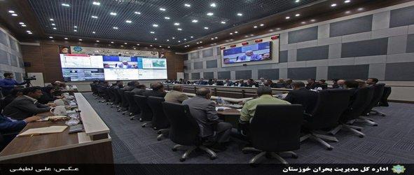 سیزدهمین شورای آب و برق استان برگزار شد/گزارش تصویری/