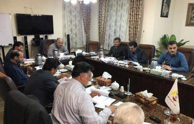جلسه بررسی تعرفه و بودجه پیشنهادی ۹۸ سازمان حمل و نقل شهرداری