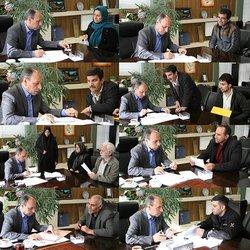 سومین ملاقات عمومی سرپرست شهرداری تاکستان با شهروندان طبق هر سه شنبه برگزار گردید
