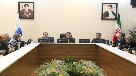 انتصابات جدید در شرکت آب منطقه ای تهران