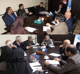 ملاقات مردمی مدیرعامل شرکت آب منطقه ای زنجان با مراجعین برگزارشد.