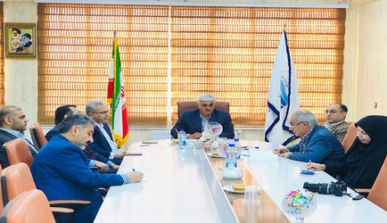دومین نشست شورای هماهنگی مدیران شرکت های تابعه وزارت نیرو در استان لرستان برگزار گردید