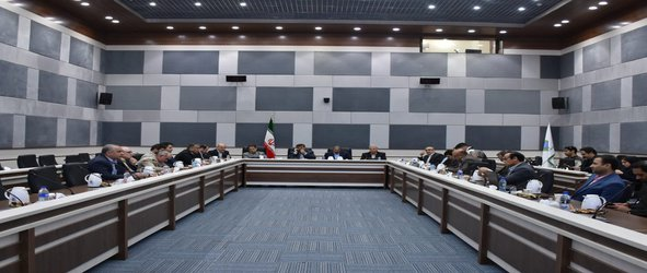 سیزدهمین جلسه کمیته علمی، آموزشی و فنی مدیریت بحران استان و تجلیل از اعضای کمیته /گزارش تصویری