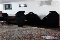 دیدار و دلجویی مدیر کل حفاظت محیط زیست استان کرمان از خانواده شهید والامقام علی خواجویی در روز بزرگداشت شهدا