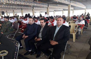 در روز بزرگداشت شهداء:        حضور پرسنل حفاظت محیط زیست استان کرمانشاه در مراسم غبارروبی و عطر افشانی مزار شهداء